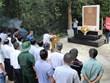 Honran veteranos de VNA a predecesores en efemérides de órgano