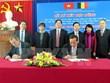 Bélgica financia al proyecto de tratamiento de aguas residuales en Vietnam