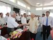 Líder partidista vietnamita inspecciona situación de sequía en provincia sureña