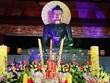 Exhiben en Vietnam mayor estatua de Buda hecha de jade