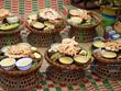 Pastel de jengibre, ofrenda indispensable de los Cham a los antepasados