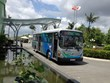 Modelo de bus ecológico gana favoritismo en provincia de Vietnam