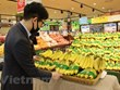 (Televisión) Plátano vietnamita llega a cadena de supermercados sudcoreana Lotte