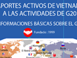 Aportes activos de Vienam a las actividades del G20