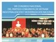 VIII Congreso Nacional del Partido Comunista: Industrialización y modernización del país