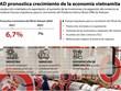 BAD pronostica crecimiento de la economía vietnamita
