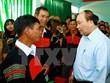 Premier de Vietnam se reúne con pobladores en provincia altiplana