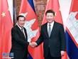 China reitera compromiso de cooperación con Camboya