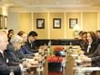 Visita Vietnam delegación del Partido Comunista de Francia