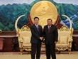Aprecian líderes de Laos cooperación judicial con Vietnam
