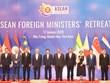 Se reúnen cancilleres de ASEAN en Vietnam