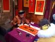 Comienza en Hanoi festival de caligrafía de primavera 2020