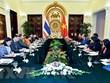 Cooperación económica, punto relevante de relaciones Vietnam-Tailandia