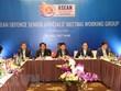 Altos funcionarios de ASEAN revisan contenidos para conferencia de ministro de defensa
