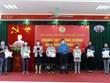 Apoyan a pobladores afectados por la epidemia de COVID-19 en provincia vietnamita de Bac Giang