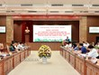 Máxima legisladora de Vietnam trabaja con dirigentes clave de Hanoi