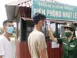 Rescatan a ocho marineros vietnamitas de barco hundido