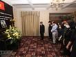 Homenajean en país europeos a difunto exdirigente partidista de Vietnam
