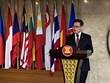ASEAN y sus entidades asociadas fortalecen cooperación