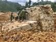 Suspenden búsqueda de desaparecidos en hidroeléctrica Rao Trang 3