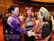 Presidenta del Parlamento destaca estimulación de estudio en Vietnam