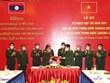 Ministerios de Defensa de Vietnam y Laos firman plan de cooperación para 2021