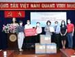 Ciudad Ho Chi Minh recibe donación de cuatro millones de kits de prueba del COVID-19