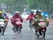Reportan frío y lluvias en el norte y centro de Vietnam