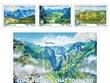 Lanzan sellos sobre tres geoparques globales en Vietnam