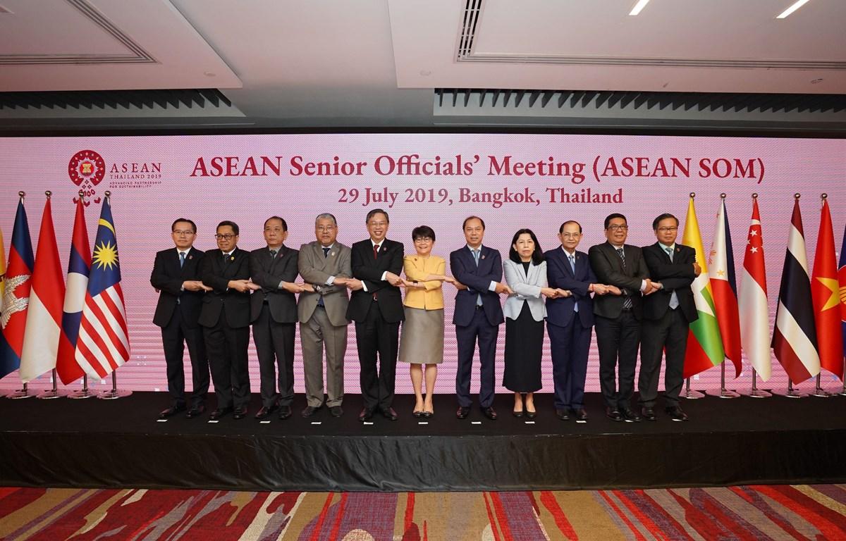 Asiste Vietnam a evento preparatorio de reunión de cancilleres de ASEAN