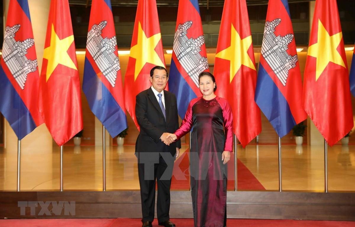 Fomentan Vietnam y Camboya sus relaciones de solidaridad y cooperación