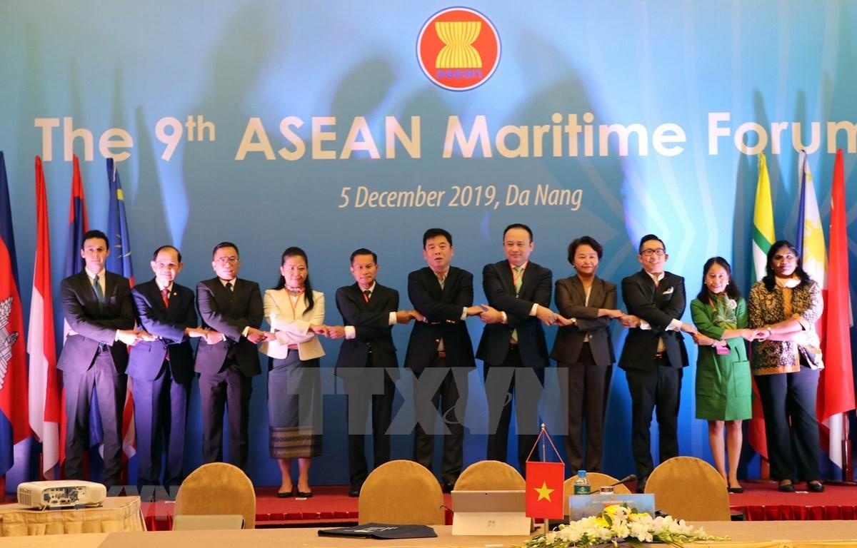 Inauguran IX Foro del Mar de la ASEAN