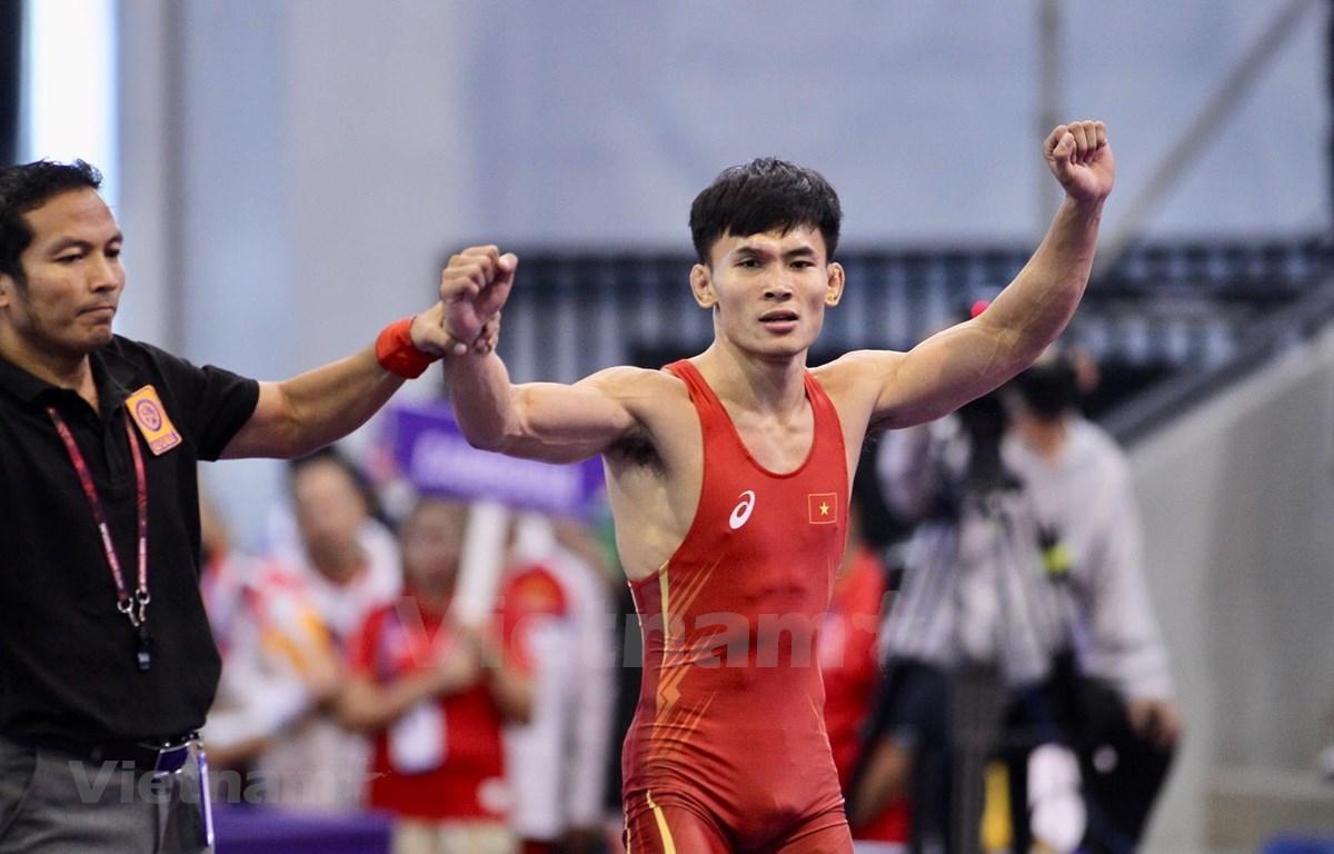 SEA Games 30: Gana Vietnam en lucha otras tres medallas de oro
