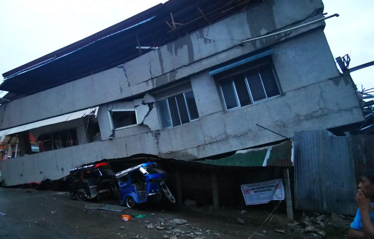 Al menos cuatro muertos por terremoto en el sur de Filipinas
