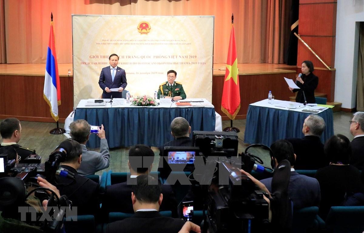 Conmemoran en Rusia 75 aniversario de fundación del Ejército Popular de Vietnam
