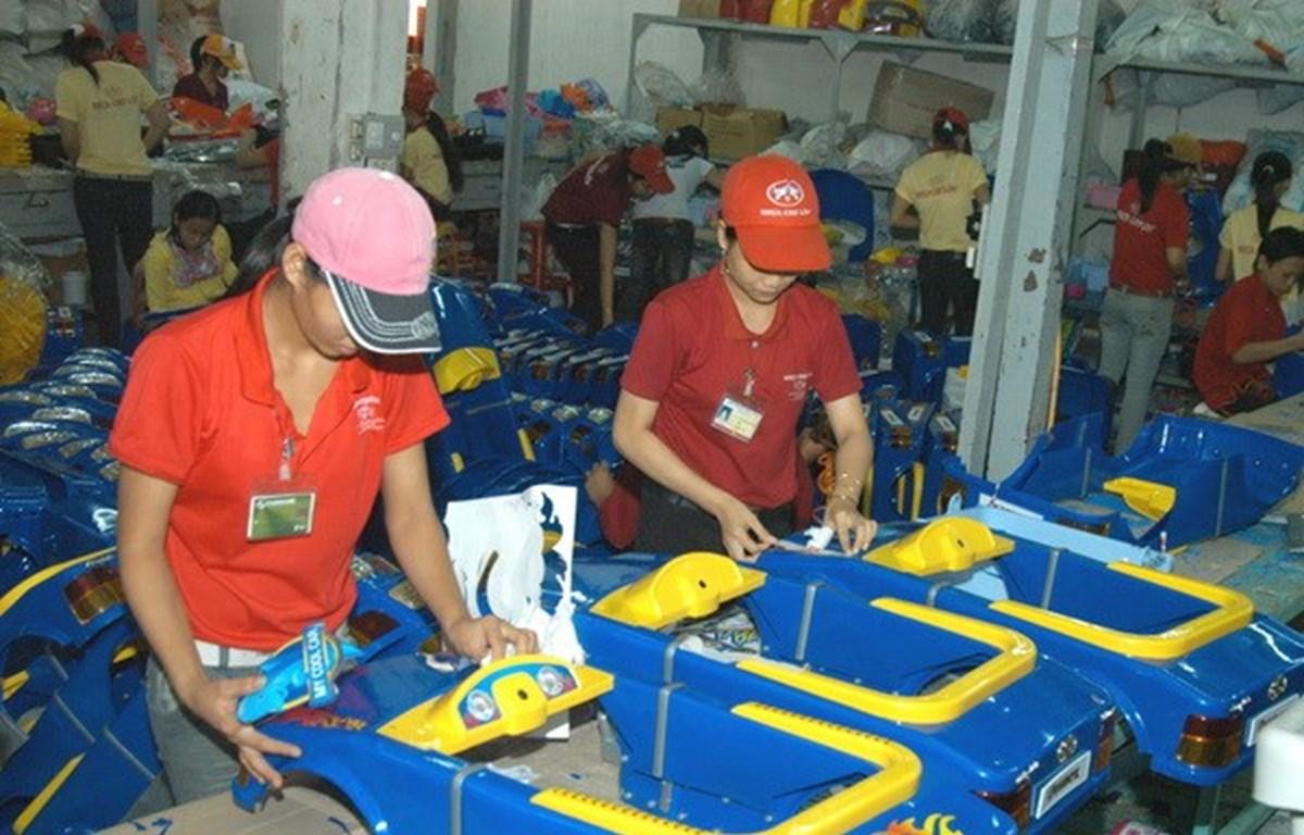 Industria del plástico de Vietnam logra ingreso multimillonario en 2019