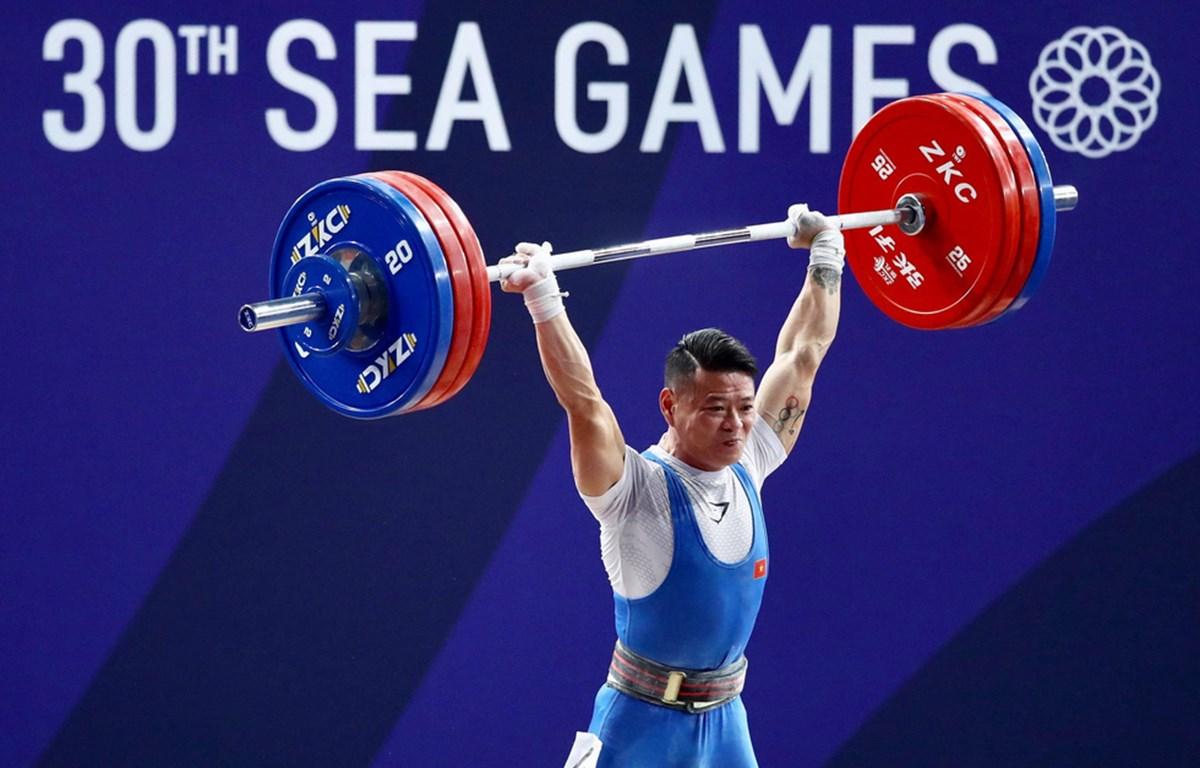 Ganan halteros vietnamitas puntos para clasificación de Juegos Olímpicos