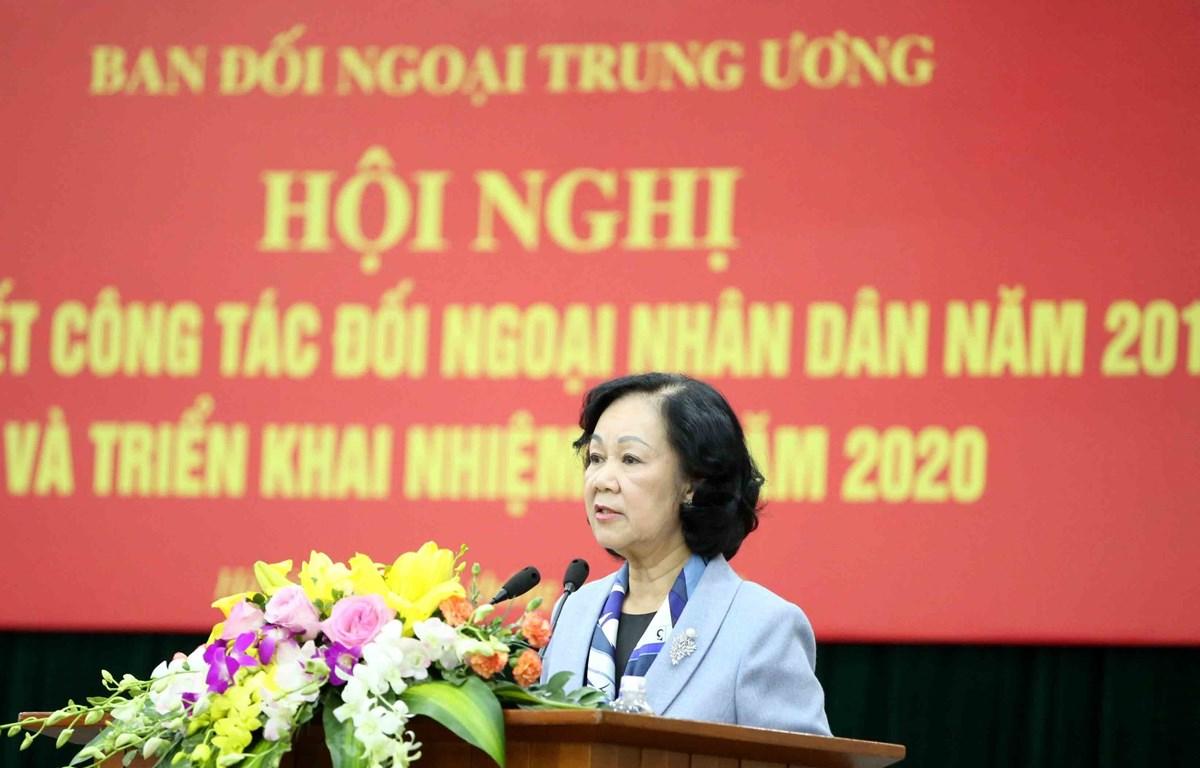 Continúa Vietnam mejorando calidad de diplomacia popular