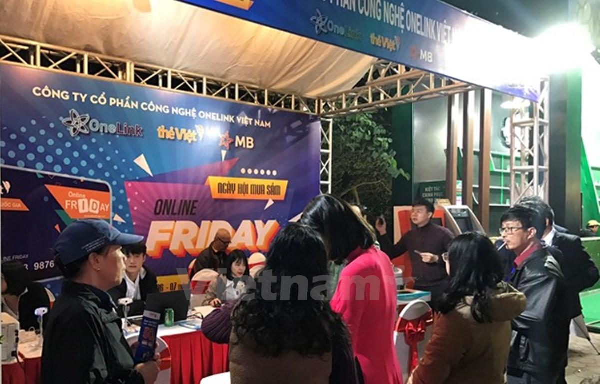 Logra éxito Día de compras Online Friday 2019
