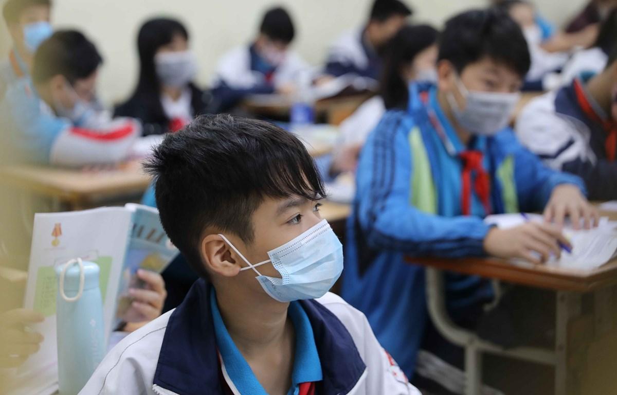 Localidades vietnamitas suspenden actividades escolares por coronavirus