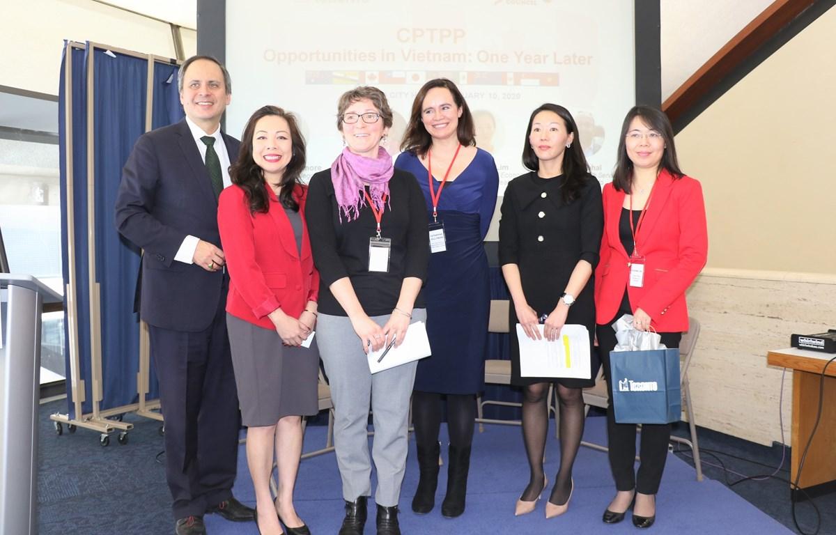 Acuerdo Transpacífico abre nuevas oportunidades a empresas vietnamitas y canadienses