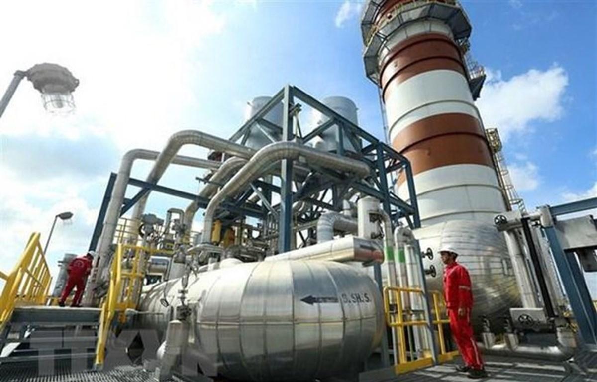 Planifican fondos para primeras plantas de energía a base de gas natural en Vietnam