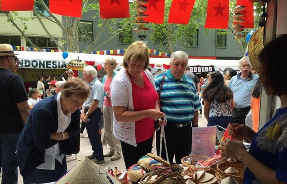 Promueven imagen de Vietnam en Festival Multicultural en Australia