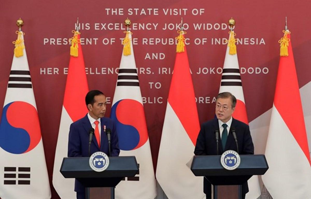 Indonesia y Corea del Sur acuerdan firmar tratado de libre comercio