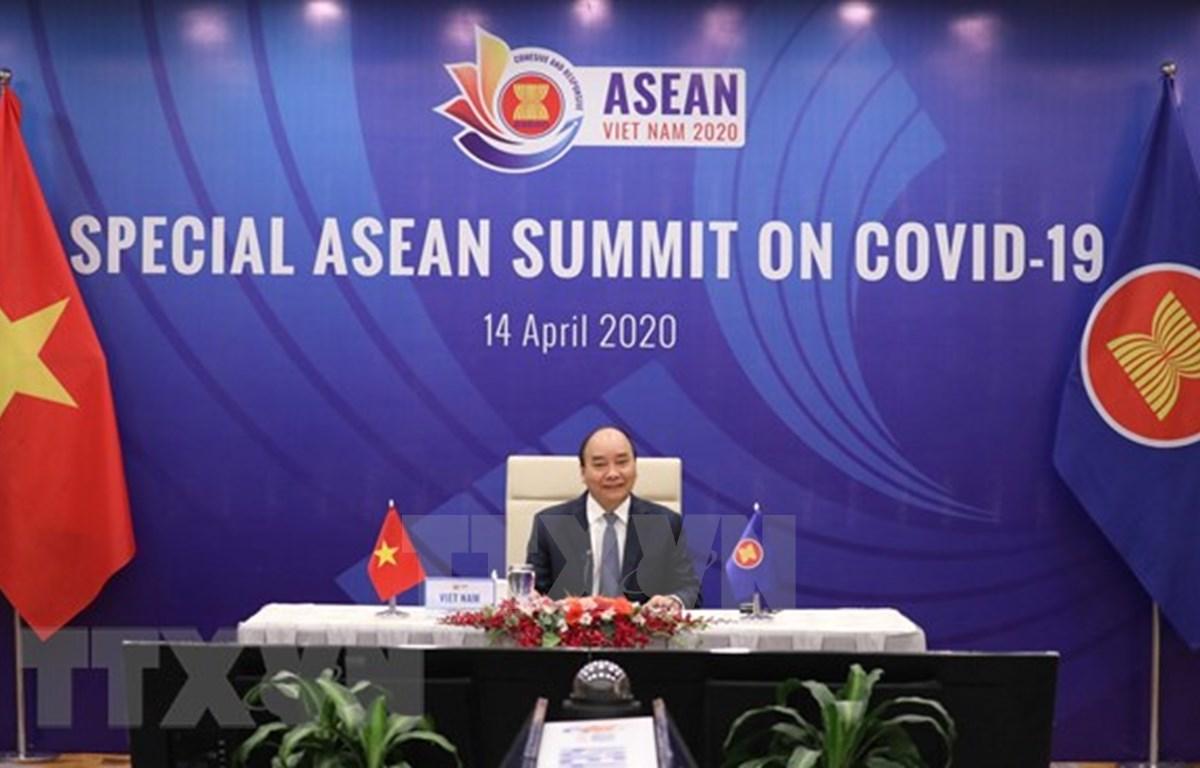 ASEAN promueve cooperación en lucha contra el COVID-19