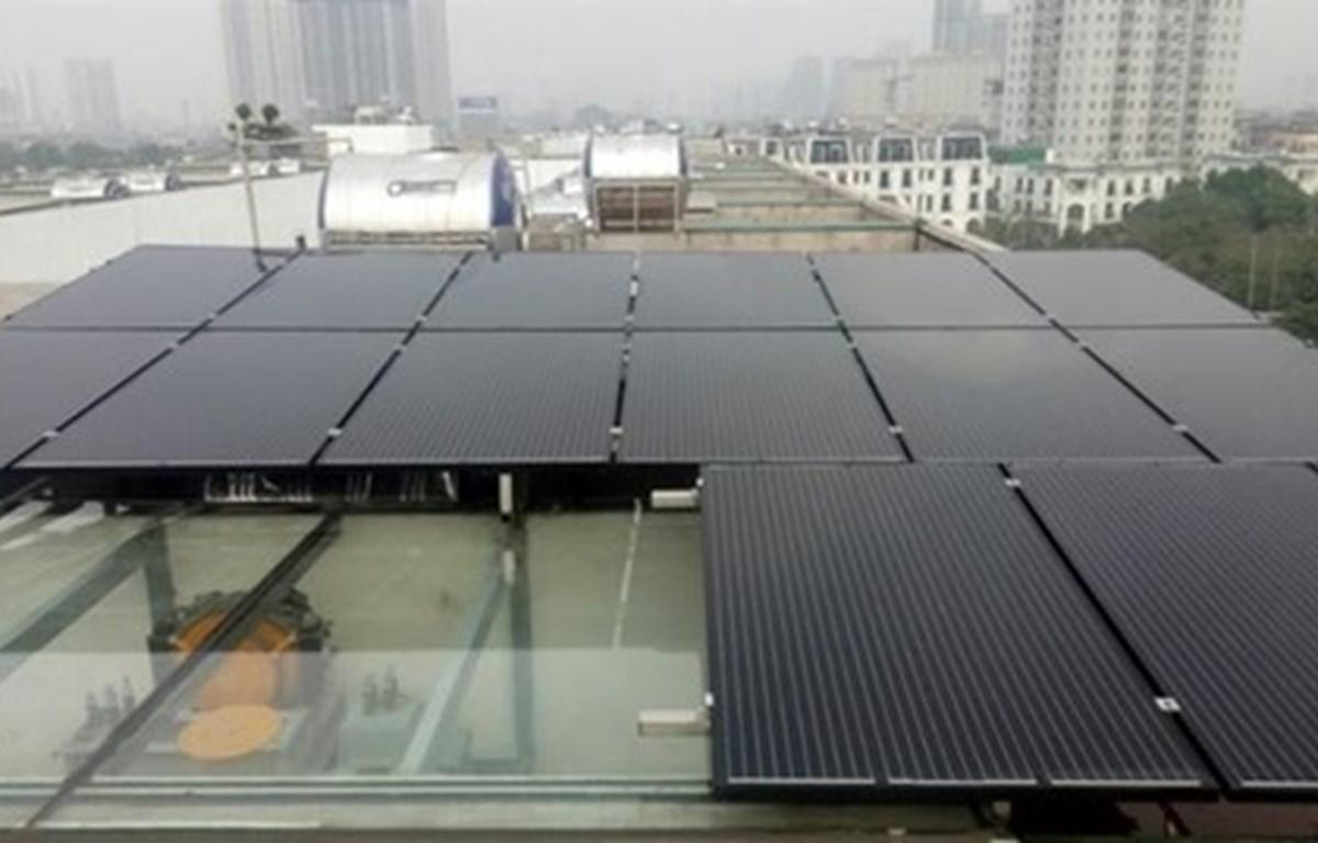 Promueven uso de energía solar en regiones centrales y altplanas de Vietnam