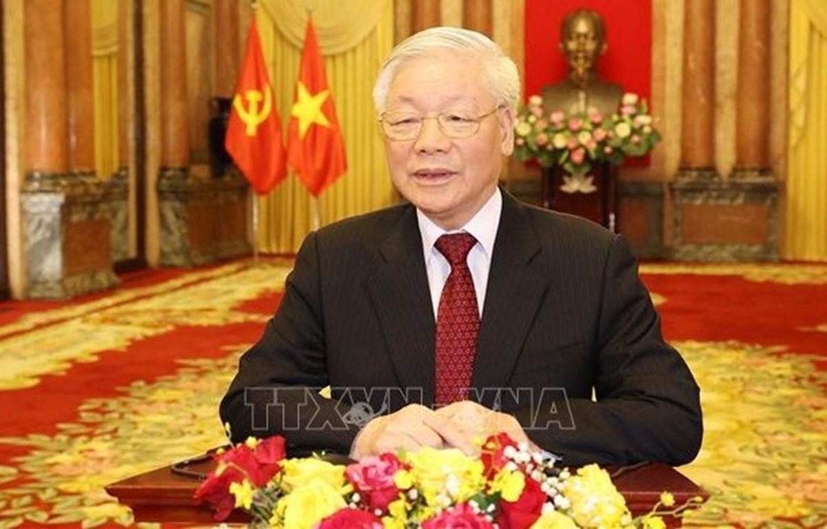 Ruvislei González Sáez, jefe de sección de Asia del Centro de Investigaciones de Política Internacional y vicepresidente de la Asociación de Amistad Cuba – Vietnam. (Foto: VNA)