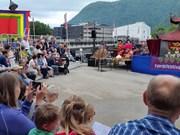 Marionetas vietnamitas conquistan al público noruego