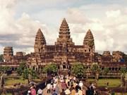Vietnam encabeza mercados emisores de turistas a Cambodia