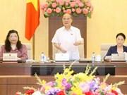 Décimo periodo de sesiones parlamentarias tendrá lugar en octubre
